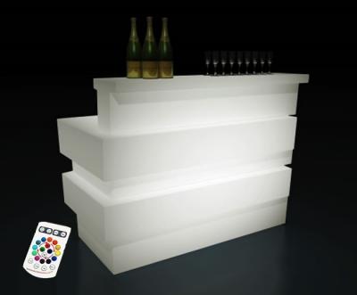 Location de Bar Tetris lumineux en Ile de France