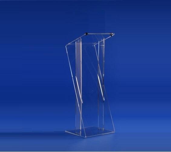 Location de pupitre transparent pour conférence à Paris et île de France