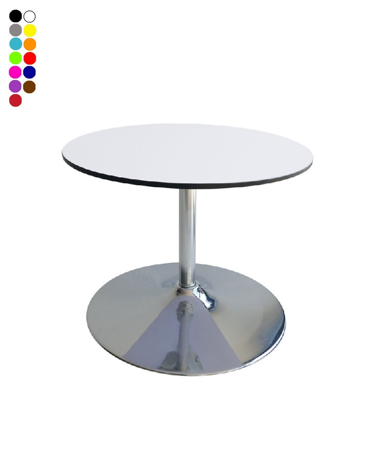 Location De Table Basse Ronde Compact Pied Rond Location Mobilier De R Ception Paris Locaprod