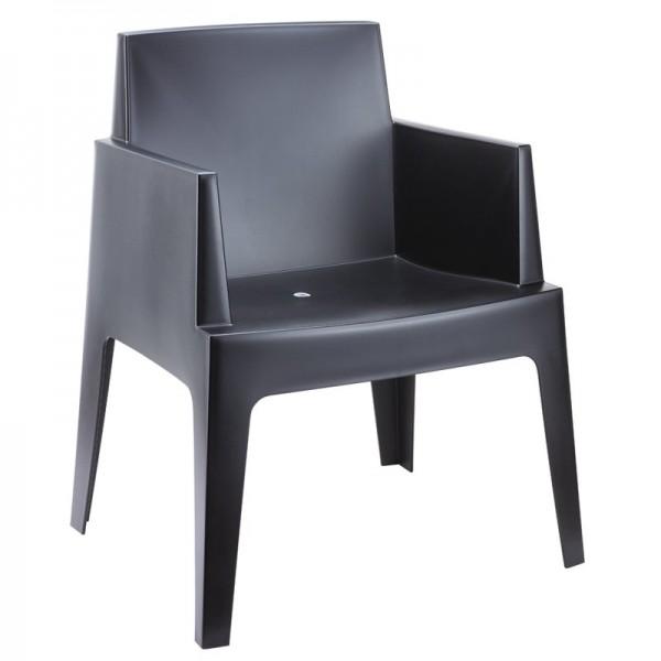 Location de fauteuil mexico noir en Ile de France