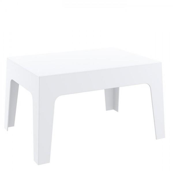 Location de table basse blanche en région parisienne