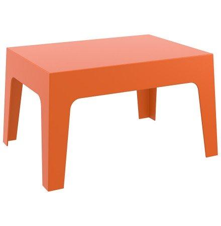 Location de table basse orange en Ile de France