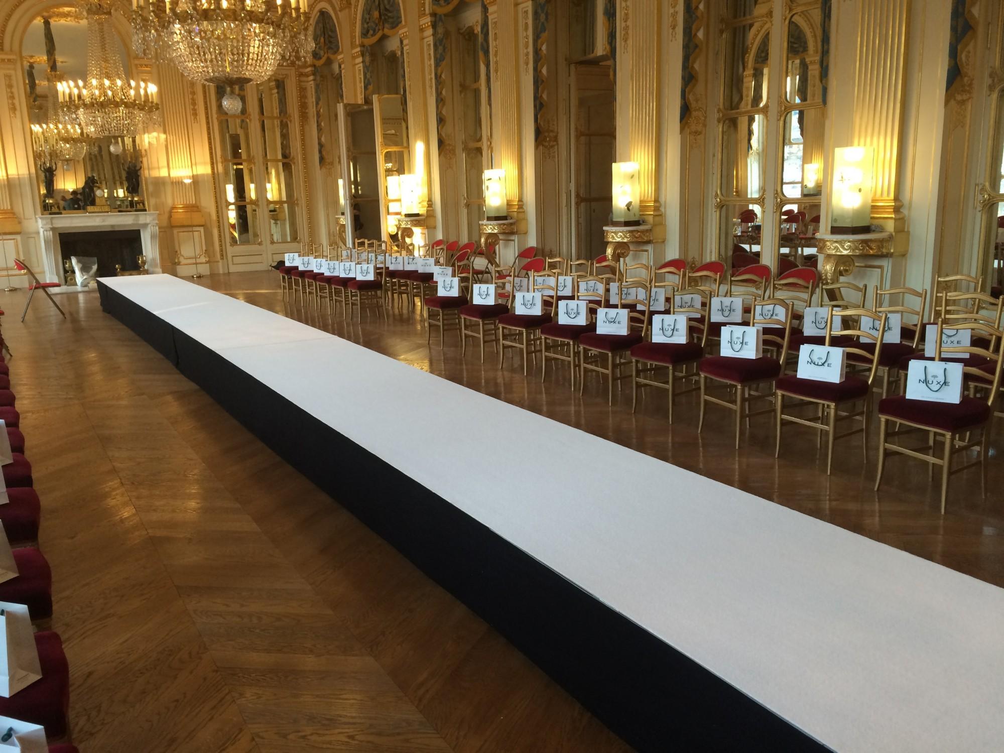 Location de Praticables et podium à Paris et en Ile de France