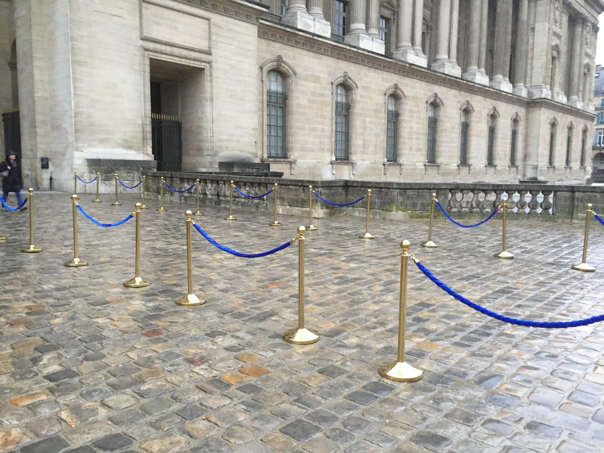 Location de potelet à corde en Région parisienne