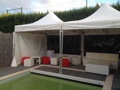 Location de tente de réception en Région parisienne