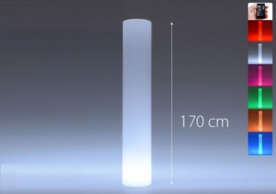 Location de colonne lumineuse en Ile de France