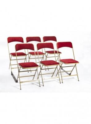 Barre inter-rangée droite/gauche pour chaise Apolline