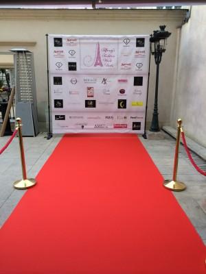 Vente de tapis rouge événementiel à Paris