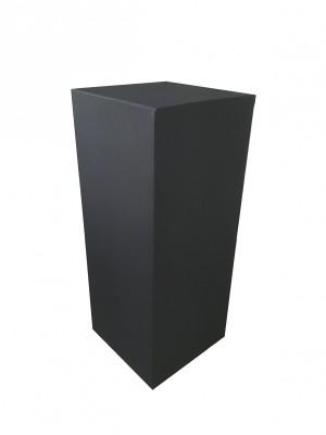 Location de stèle noire d'exposition en Ile de france