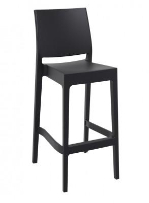 Location de chaise haute Trix Maya pour salon d'exposition à Paris