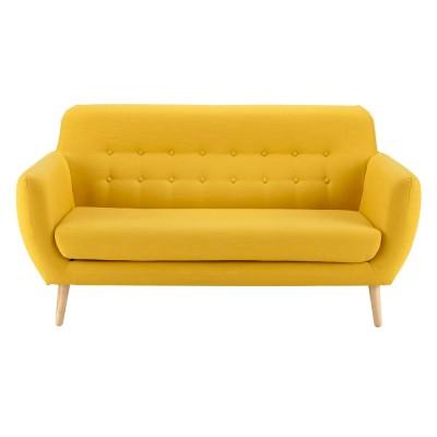 Location de canapé Copenhague jaune à Paris