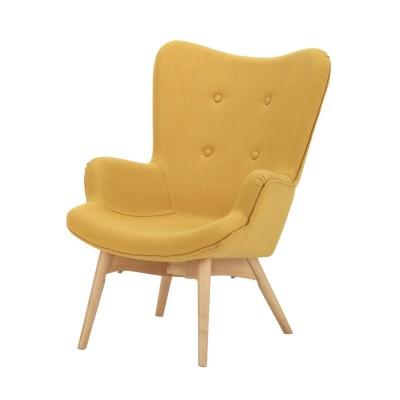 Location de fauteuil Copenhague Jaune en Ile de France