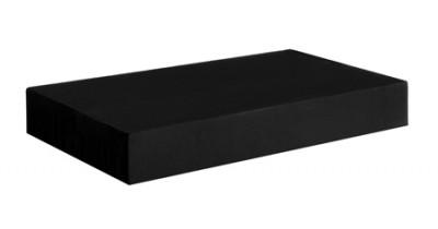 Estrade Noire 2x1m