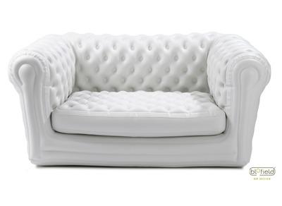 Ou louer un canapé gonflable blanc à Chantilly?