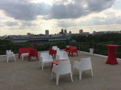 Location de fauteuil pour soirée à Paris 75