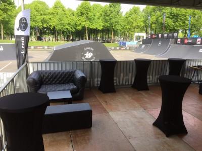 Location de mobiliers lounge dans l'Oise