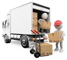 Livraison et reprise du matériel loué chez LOCAPROD EVENEMENT