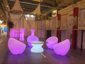 Matériel pour stand d'exposition à louer pour tous les parc d'expositions de Paris 75