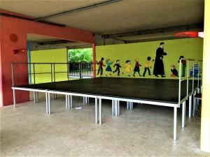 Location de scène de spectacle lors d'un événement dans les Yvelines